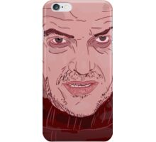The Shining- Jack Nicholson iPhone Case/Skin
