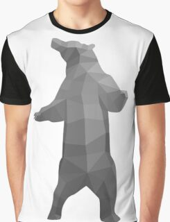 Standing bear vector Graphic T-Shirt