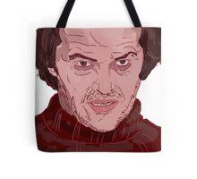 The Shining- Jack Nicholson Tote Bag