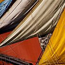 Les voiles by Jean-Luc Rollier