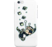 Noiz & Usagimodoki: Cubes iPhone Case/Skin