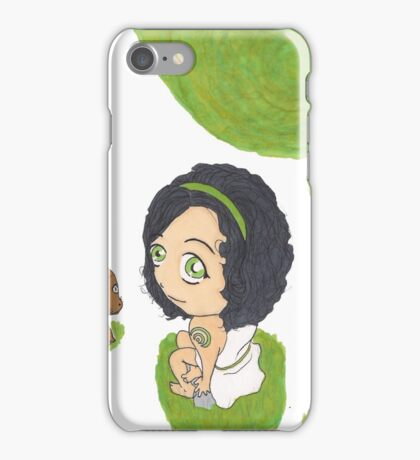 Chibi Arya iPhone Case/Skin