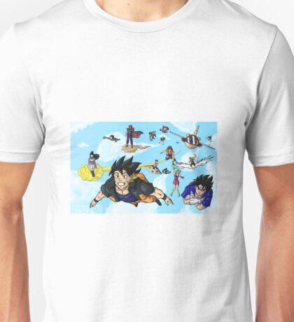 Narugon Ball Fusions - Poster 2 Unisex T-Shirt