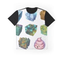 Cube Worlds Graphic T-Shirt