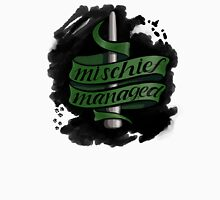 Mischief Managed - Slytherin Style Unisex T-Shirt