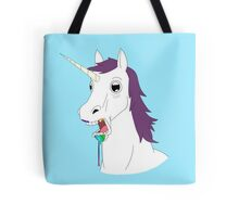 Dumb Unicorn  Tote Bag