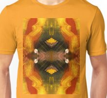 Hand painted raster seamless pattern, texture.  Unisex T-Shirt