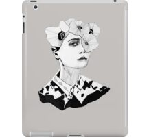 With flowers iPad Case/Skin
