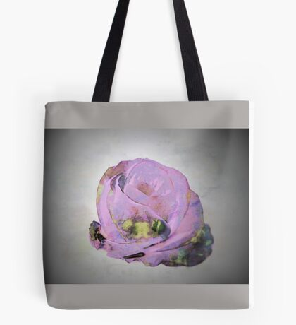 Isolation Rose Tote Bag