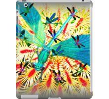 DRAGONFLY SANCTUARY iPad Case/Skin