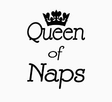 Queen Of Naps Womens Fitted T-Shirt