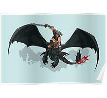 Dragon Rider Poster