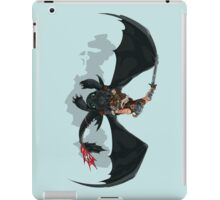 Dragon Rider iPad Case/Skin