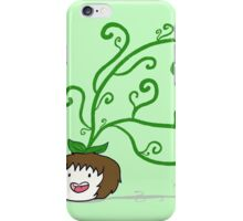 Bean's Vines iPhone Case/Skin