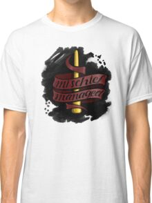 Mischief Managed - Gryffindor Style Classic T-Shirt