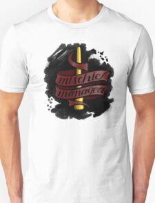 Mischief Managed - Gryffindor Style Unisex T-Shirt