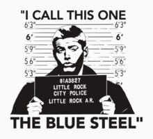 """Dean's """"Blue Steel"""" One Piece - Long Sleeve"""