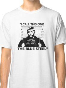 "Dean's ""Blue Steel"" Classic T-Shirt"