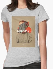 Dreams Womens Fitted T-Shirt