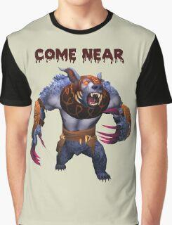 Ursa Warrior dota 2 t shirts Graphic T-Shirt