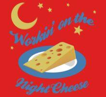 Night Cheese One Piece - Long Sleeve