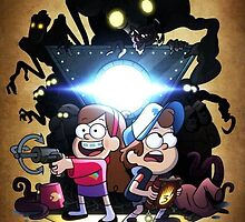 Gravity Falls Season Two Official Picture Merch by DippersDiscoGirl B)