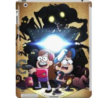 Gravity Falls Season Two Official Picture Merch iPad Case/Skin