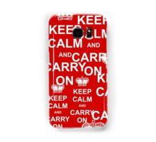 Carry On Samsung Galaxy Case/Skin