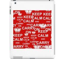 Carry On iPad Case/Skin