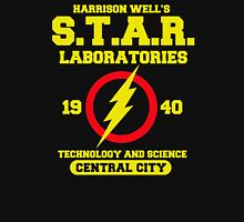 S.T.A.R Labs opened up a dozen facilities from all over coast Unisex T-Shirt