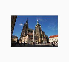Prague St. Vitus Cathedral Unisex T-Shirt