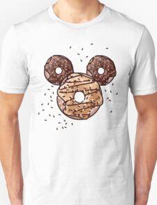 Pop Donut - Carmel & Chocolate Unisex T-Shirt