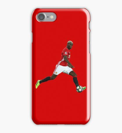 Paul Pogba Manchester United (T-Shirt, Phone Case & More)  iPhone Case/Skin