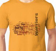 Final Fantasy III Word Cloud Unisex T-Shirt