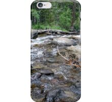 Where The Creek Flows iPhone Case/Skin