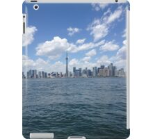 Toronto Skyline iPad Case/Skin