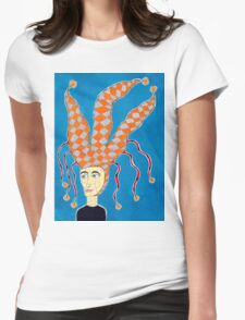 Jester Womens Fitted T-Shirt
