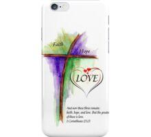 Greatest Love iPhone Case/Skin