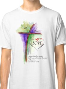Greatest Love Classic T-Shirt