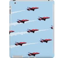 Red Arrows - 50th Display Season iPad Case/Skin