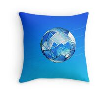 Ball and Shadow Throw Pillow