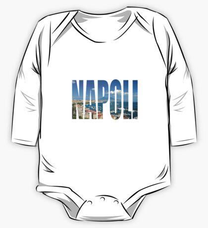 Napoli One Piece - Long Sleeve