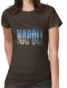 Napoli Womens Fitted T-Shirt