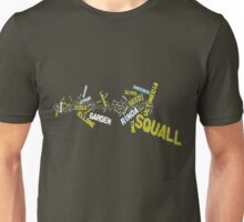 Final Fantasy VIII Word Cloud Unisex T-Shirt