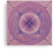 Mandala No. 10: Harmony Canvas Print