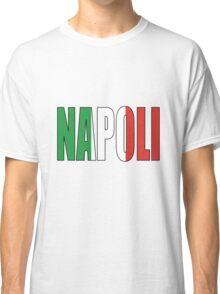 Napoli. Classic T-Shirt
