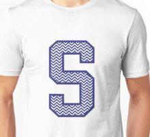Chevron Block S Unisex T-Shirt
