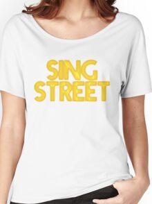 Sing Street Women's Relaxed Fit T-Shirt