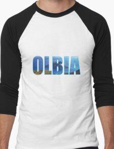 Olbia Men's Baseball ¾ T-Shirt