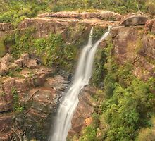 Carrington Falls .. Rock dice version by Michael Matthews
